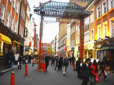 Enjoyable Chinatown Von London Beschreibung Der China Town In Soho Download Free Architecture Designs Itiscsunscenecom